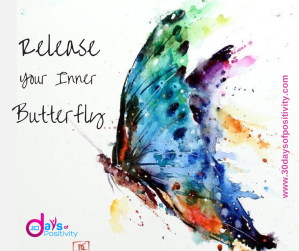 Release Your Inner Butterfly